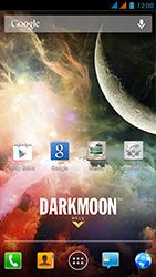 Wiko Darkmoon - Internet - Voorbeelden van mobiele sites - Stap 1