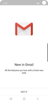 Samsung Galaxy S10e - E-mail - 032a. Email wizard - Gmail - Step 5