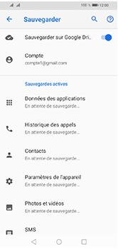 Huawei Y5 (2019) - Aller plus loin - Gérer vos données depuis le portable - Étape 15