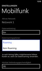 Nokia Lumia 920 LTE - Ausland - Auslandskosten vermeiden - Schritt 8