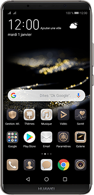 Huawei Mate 10 Pro Android Pie - MMS - Configuration manuelle - Étape 15