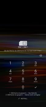Sony Xperia 10 Plus - Internet - Manuelle Konfiguration - Schritt 37