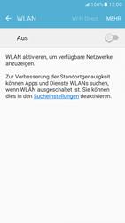 Samsung Galaxy S7 - WLAN - Manuelle Konfiguration - 1 / 1
