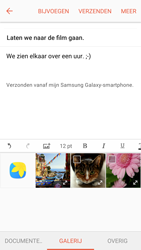 Samsung Galaxy S7 (G930) - E-mail - Bericht met attachment versturen - Stap 14