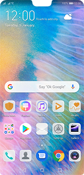 Huawei P20 - Android Pie - WiFi - Enable WiFi Calling - Step 3