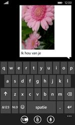 Nokia Lumia 530 - MMS - hoe te versturen - Stap 12