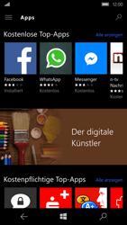 Microsoft Lumia 950 - Apps - Herunterladen - Schritt 7