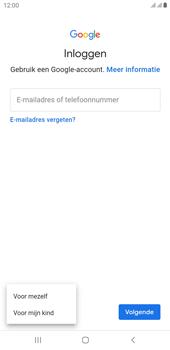 Samsung Galaxy J4 Plus - Applicaties - Account instellen - Stap 6