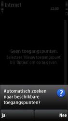 Nokia X6-00 - Internet - handmatig instellen - Stap 8