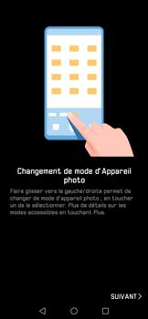 Huawei P30 Pro - Photos, vidéos, musique - Créer une vidéo - Étape 3
