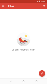 Nokia 8 Sirocco - E-mail - Account instellen (IMAP zonder SMTP-verificatie) - Stap 21