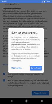 Sony Xperia XZ3 - Applicaties - Account instellen - Stap 17