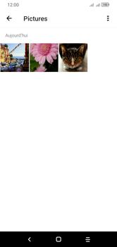 Alcatel 1S (2020) - Photos, vidéos, musique - Envoyer une photo via Bluetooth - Étape 6