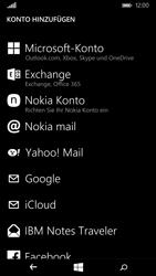 Microsoft Lumia 535 - E-Mail - Konto einrichten - Schritt 6