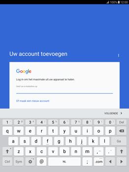 Samsung T815 Galaxy Tab S2 9.7 - E-mail - Handmatig instellen (gmail) - Stap 11