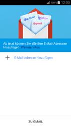 Samsung I9195 Galaxy S4 Mini LTE - E-Mail - Konto einrichten (gmail) - Schritt 5