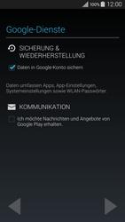 Samsung Galaxy A3 - Apps - Konto anlegen und einrichten - 13 / 22