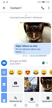 Huawei Mate 20 - MMS - envoi d'images - Étape 18