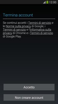 Samsung Galaxy Note III LTE - Applicazioni - Configurazione del negozio applicazioni - Fase 15