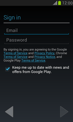 Samsung Galaxy S III Mini - E-mail - 032a. Email wizard - Gmail - Step 10