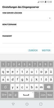LG G6 - Android Oreo - E-Mail - Konto einrichten - Schritt 11
