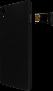 Sony Xperia X - SIM-Karte - Einlegen - 4 / 8