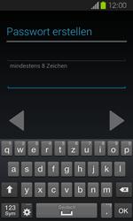 Samsung Galaxy Express - Apps - Einrichten des App Stores - Schritt 10