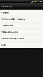 HTC Z520e One S - Internet - Configuration manuelle - Étape 18