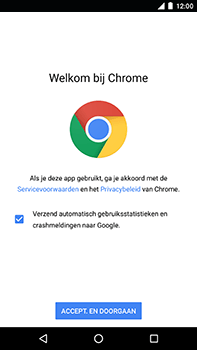 Android One GM5Plus DS - Internet - hoe te internetten - Stap 3