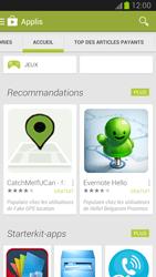 Samsung Galaxy Note 2 - Applications - Télécharger une application - Étape 5