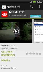 HTC One SV - Applicazioni - Installazione delle applicazioni - Fase 19