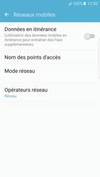 Samsung Galaxy S6 Edge (G925F) - Android M - Réseau - utilisation à l'étranger - Étape 8