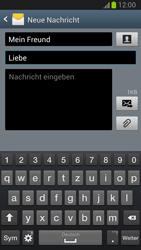 Samsung Galaxy Note 2 - MMS - Erstellen und senden - 2 / 2
