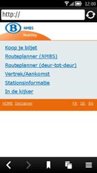 Nokia 700 - Internet - Internetten - Stap 11