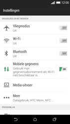 HTC Desire 610 - Internet - handmatig instellen - Stap 5