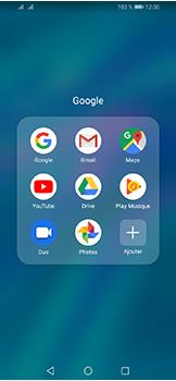 Huawei Y6 (2019) - E-mails - Ajouter ou modifier votre compte Gmail - Étape 3