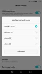 Huawei Nova - Netwerk - Wijzig netwerkmodus - Stap 7
