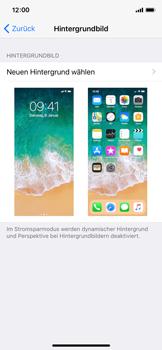 Apple iPhone X - iOS 11 - Hintergrund - 4 / 9