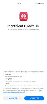 Huawei P40 Pro - Applications - Créer un compte - Étape 10