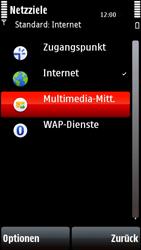 Nokia 5800 Xpress Music - MMS - Manuelle Konfiguration - Schritt 7