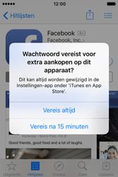 Apple iPhone 4S (iOS 9) - apps - account instellen - stap 27