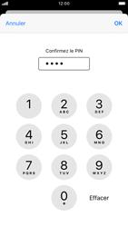 Apple iPhone 8 - iOS 13 - Sécurité - modifier SIM PIN - Étape 11