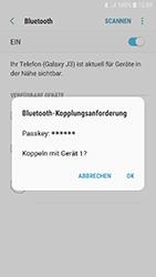 Samsung Galaxy J3 (2017) - Bluetooth - Verbinden von Geräten - Schritt 9