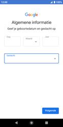 Sony xperia-xz2-compact-h8314-android-pie - Applicaties - Account aanmaken - Stap 10