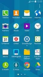 Samsung G850F Galaxy Alpha - E-Mail - Konto einrichten - Schritt 3