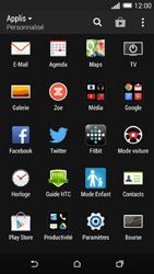 HTC One (M8) - Internet et connexion - Naviguer sur internet - Étape 3