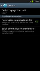 Samsung N7100 Galaxy Note II - Internet - configuration manuelle - Étape 21