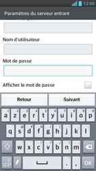 LG P875 Optimus F5 - E-mail - Configuration manuelle - Étape 11