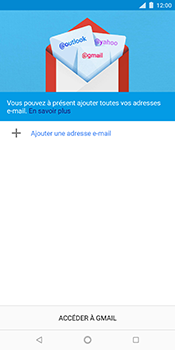 Nokia 7 Plus - E-mail - Configuration manuelle (outlook) - Étape 5