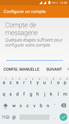 Crosscall Trekker M1 Core - E-mail - Configuration manuelle (yahoo) - Étape 6